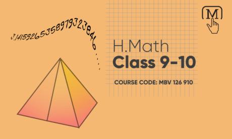 Higher Math 9-10