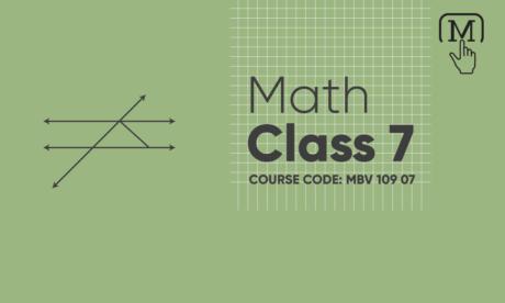 Math Class 7