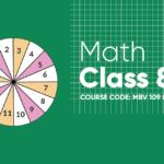 Math Class 8